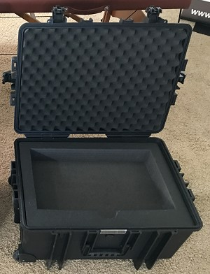 FallTrak II Carry Case